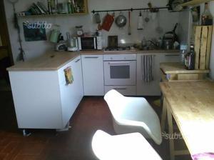 Cucina completa bancone piano d appoggio ikea posot class - Ikea cucina completa ...