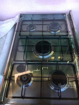 Cucina gas 5 fuochi posot class - Cucina a gas 5 fuochi ...