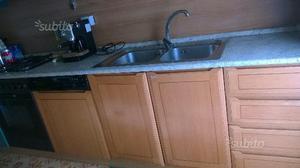 Lavello cucina usata posot class for Cucina mobile usata