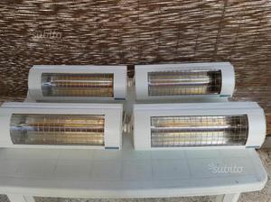 Scaldavivande a infrarossi con lampade vasca posot class for Lampade infrarossi riscaldanti vortice