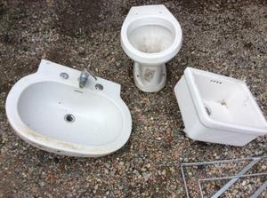 Lavandino e wc