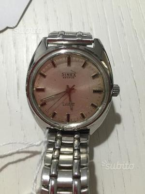 Orologio Sinex meccanico