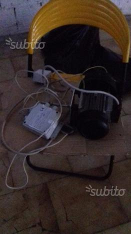 Pompa-motore vasca idromassaggio