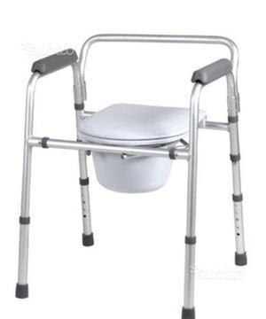 Sedia per disabili scoiattolo posot class - Sedia da bagno per disabili ...