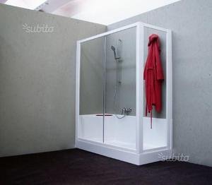 Metti il box doccia butta la vecchia vasca posot class - Sostituire vasca con box doccia ...