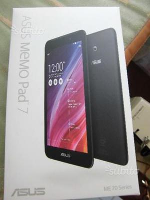 Tablet ASUS MeMO Pad 7 top di gamma nuovo