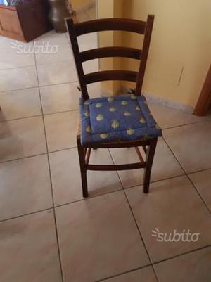 N 4 sedie ikea norrnas color betulla | Posot Class