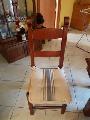 N 4 sedie in plexiglass nuove in vendita posot class for Coprisedia bianco ikea