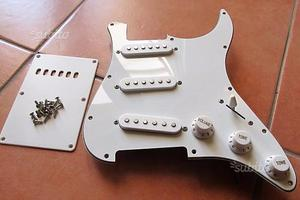 Battipenna pick up selettore coprimolle x fender