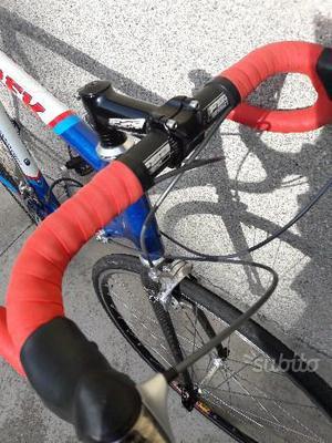 Bici corsa trek carbonio
