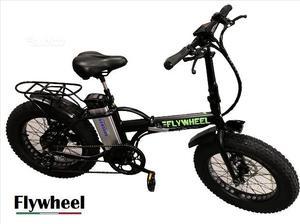 Bici elettrica electricity bike beghelli posot class for Bici pieghevole elettrica usata