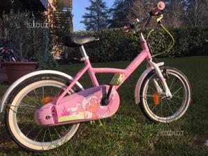 Bicicletta da bambina 4-7 anni