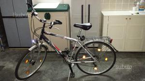 City bike da uomo jumpertrek