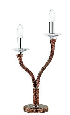 I-othello/l2- Lampada Da Tavolo Con Due Bracci Dalla Forma
