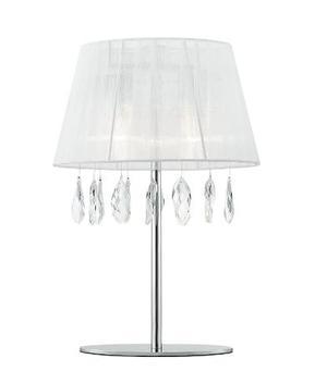 I-patty/l2 - Lampada Da Tavolo Di Colore Bianco Dalla Forma