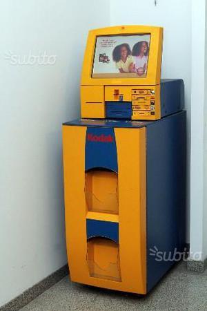 Kodak Kiosk con Kodak Printer