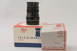 LEICA M ELMARIT 90mm f 2.8
