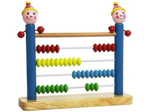 Lima Toys HJD - Alfabetiere con Calcoli Ovali Clown