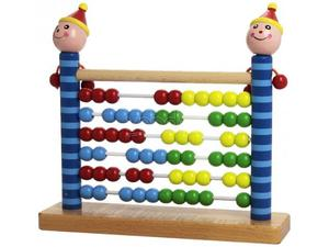 Lima Toys HJD - Alfabetiere con Calcoli Rotondi