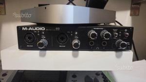 M-Audio profire 610 scheda audio esterna