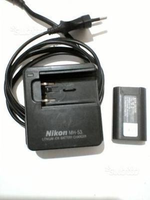 Nikon mh_53 caricabatteria coolpix
