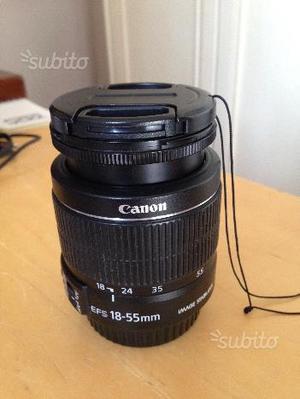 Obiettivo Canon EF-S mm