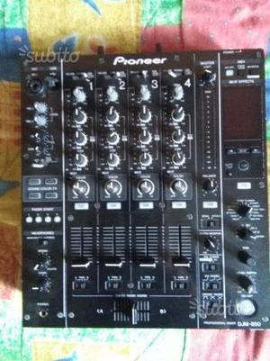 Pioneer DJM 850 & flight case