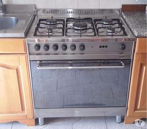 Cucina A Gas Metano 5 Fuochi Marca Lofra Posot Class