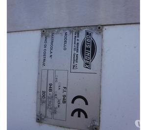 porta frigorifera 200X250cm scorrevole usata