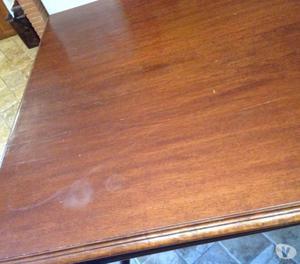 Scrivania scaltrini tavolo design in legno  Posot Class