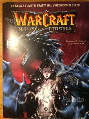 Graphic Novel Warcraft - Sunwell la trilogia