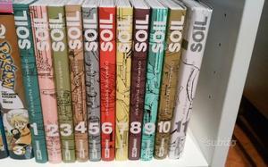 Soil serie completa 1/11 planet manga kaneko