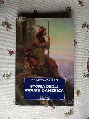Storia degli Indiani d'America (Libro)