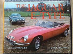 """The Jaguar """"E"""" type libro di Paul Skilleter ingles"""