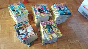 121 numeri di Topolino + 3 volumi vari