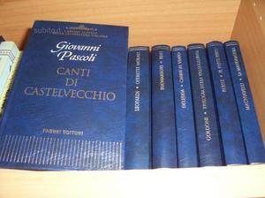 7 libri I GRANDI CLASSICI DELLA LETTERATURA