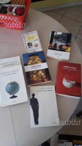7 libri di Fabio Volo diversi titoli