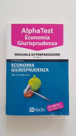 Alpha test economia giurisprudenza posot class for Test ammissione economia