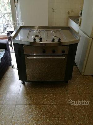 Vendo cucina a gas con forno elettrico jollynox posot class - Cucina a gas con forno elettrico ...
