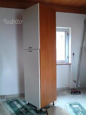 Mobile armadio da incasso posot class - Mobile frigo incasso ...