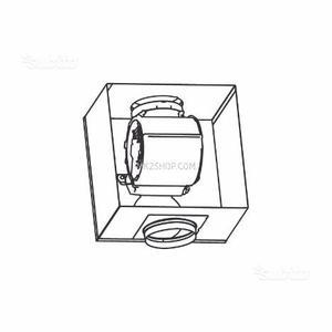 Motore di aspirazione cappa o altro posot class - Aspirazione cappa cucina ...