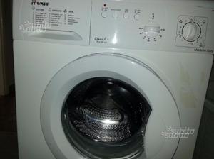 Eccezionale lavatrice frigorifero cucina a gas posot class - Lavatrice in cucina ...