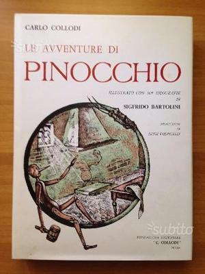 Le avventure di Pinocchio - Sigfrido Bartolini