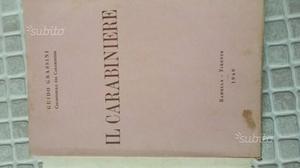 Libri Carabinieri anni