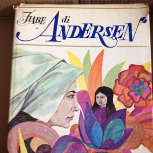Libro Fiabe di Andersen illustrato