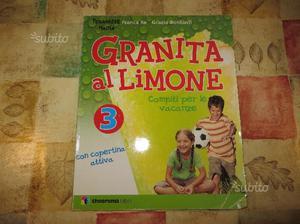 Libro per le vacanze: Granita al limone 3