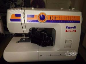 Macchina da cucire 33 punti silvercrest posot class for Vendo macchina da cucire