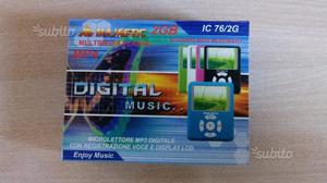 Majestic IC 76/2G lettore mp3