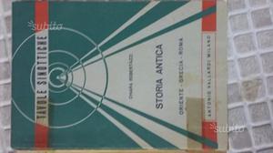 Manuali di storia anni 50