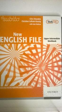 New english file. Upper intermediate. Workbook